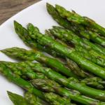 Asian Inspired Roasted Asparagus