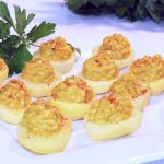 Vegan Deviled Eggs