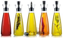 Not Your Ordinary Oil and Vinegar