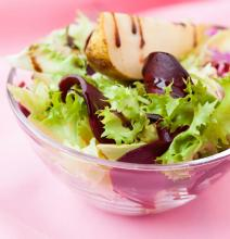Pear and Roasted Beet Salad