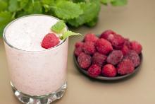 Rockin' Raspberry Smoothie