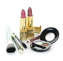 Variety of Make-Up Products