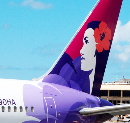 Hawaiian Airline Plane