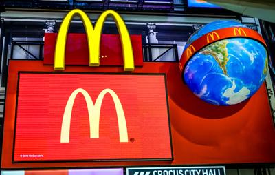 McDonalds Offers Veg-Friendly Meal Options