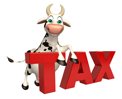 Meat and Dairy Tax?